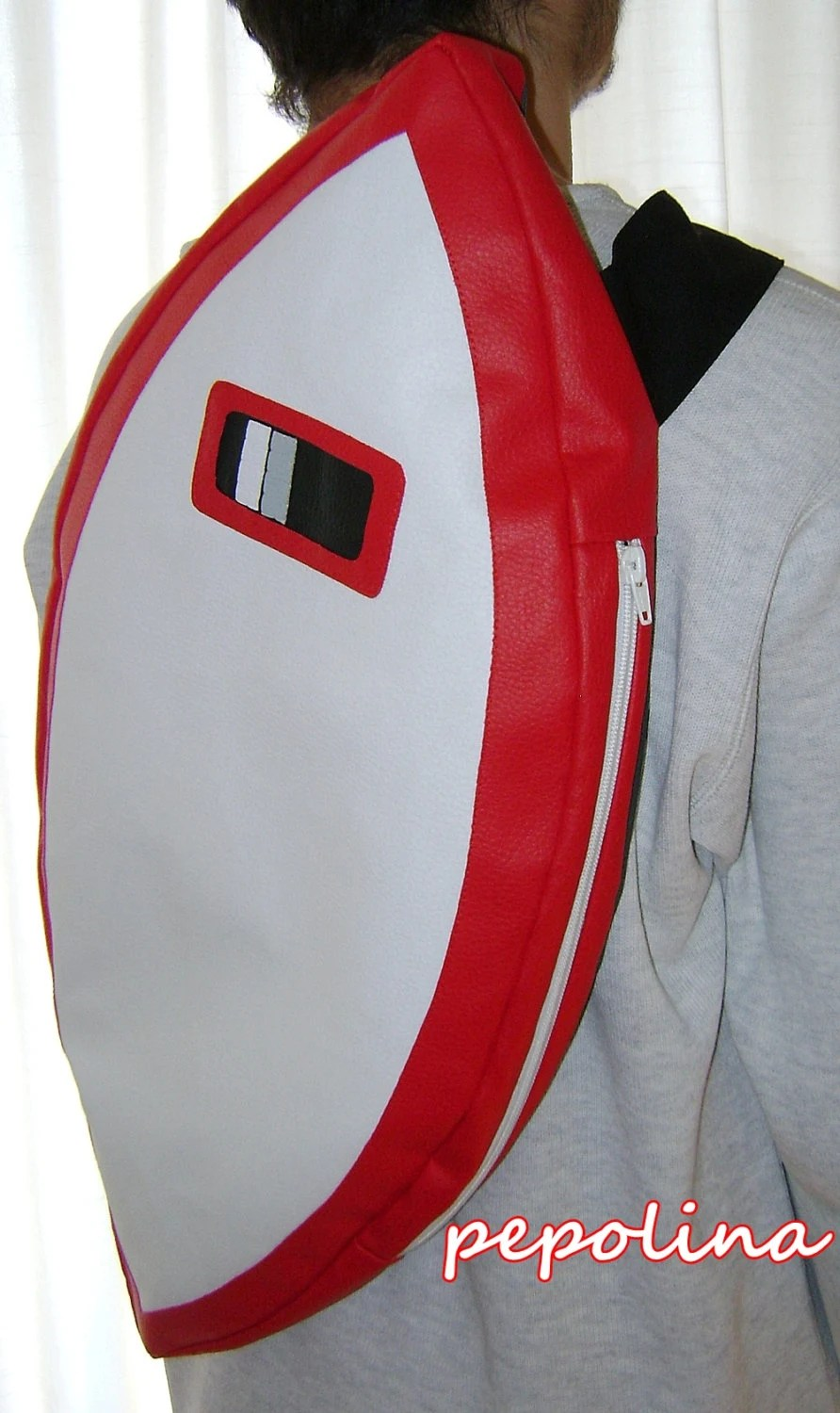 Proto Mans Proto Shield Backpack By Ivanapepolina On Etsy