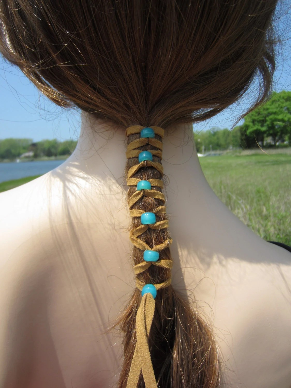 Hair Extensions Light Brown