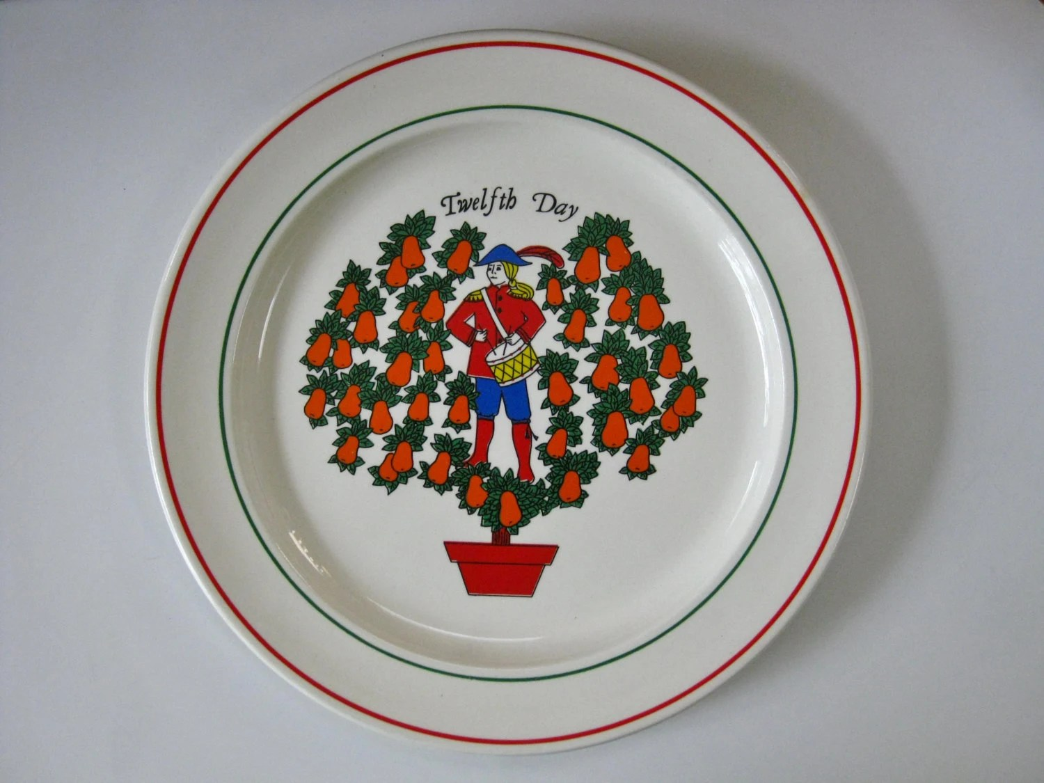 Twelve Christmas China Days