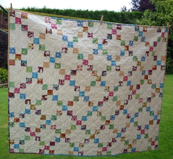 King Size Jelly Roll Quilt Pattern