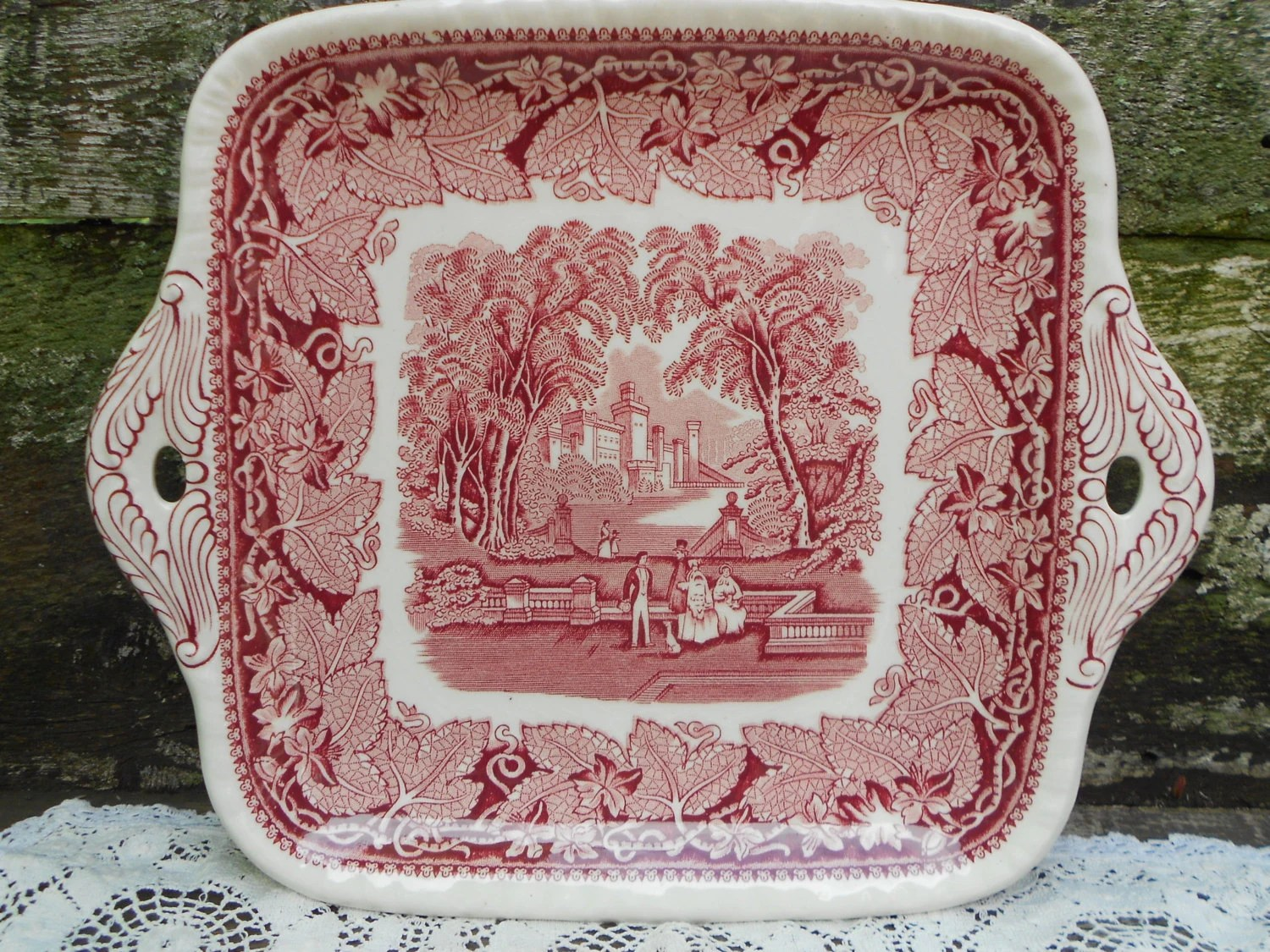 Antique English Transferware