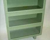 Globe-Wernicke Metal Barrister Bookcase - AvaSurenInteriors