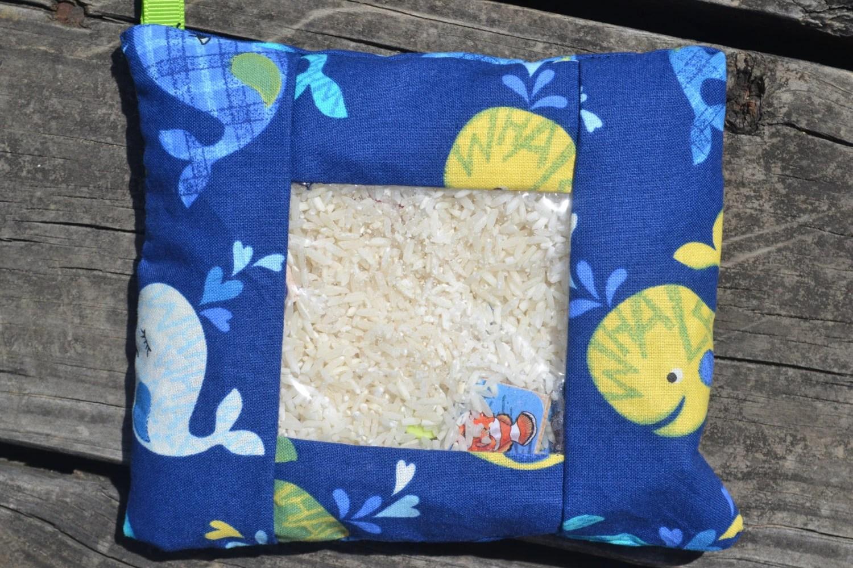 I Spy Bag Under The Sea Ocean Animals