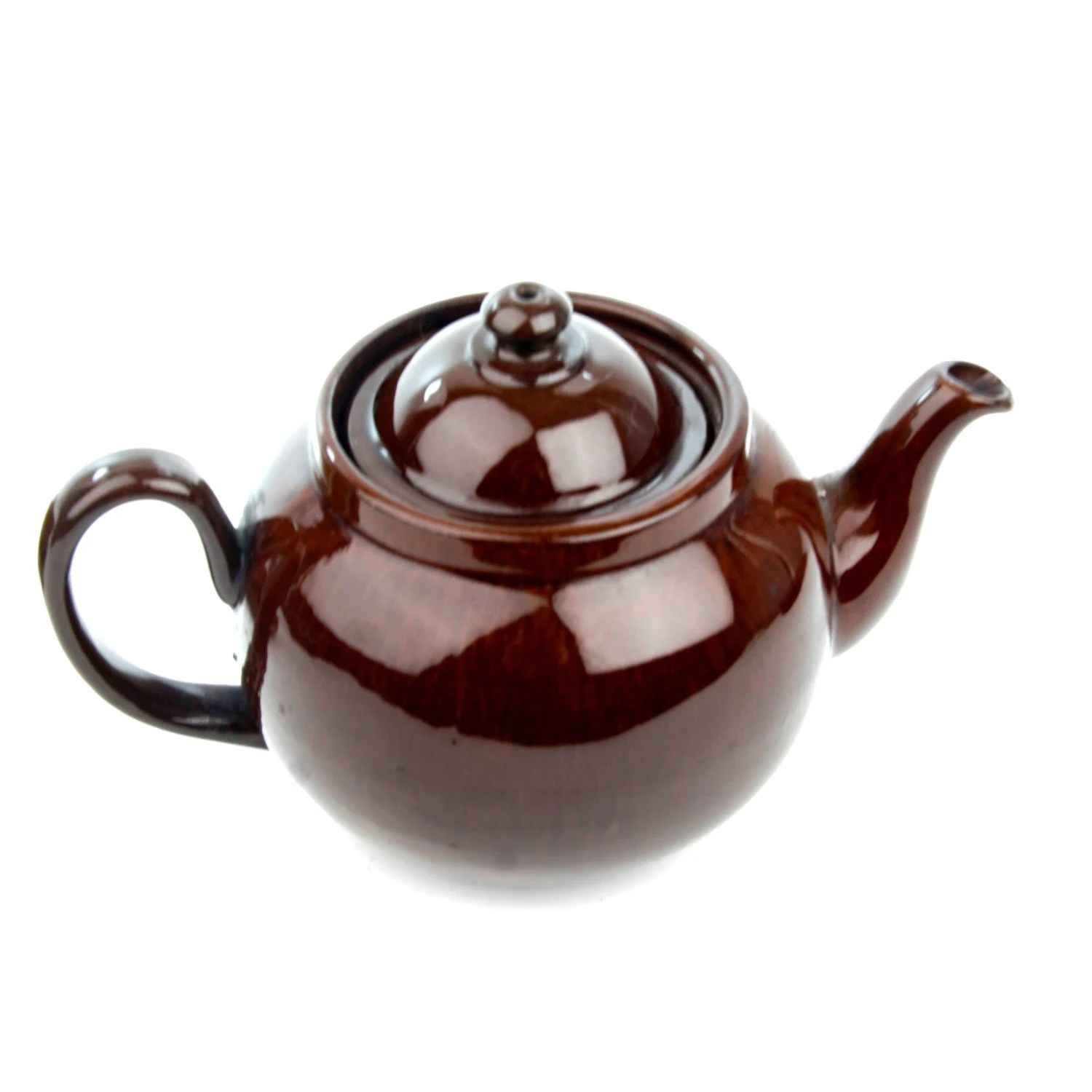 Brown Betty Teapot Made In England