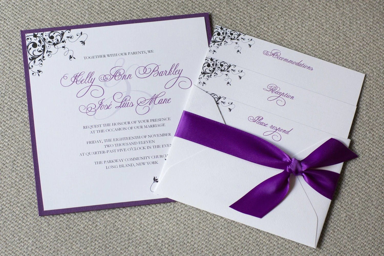 Custom Invitations Design
