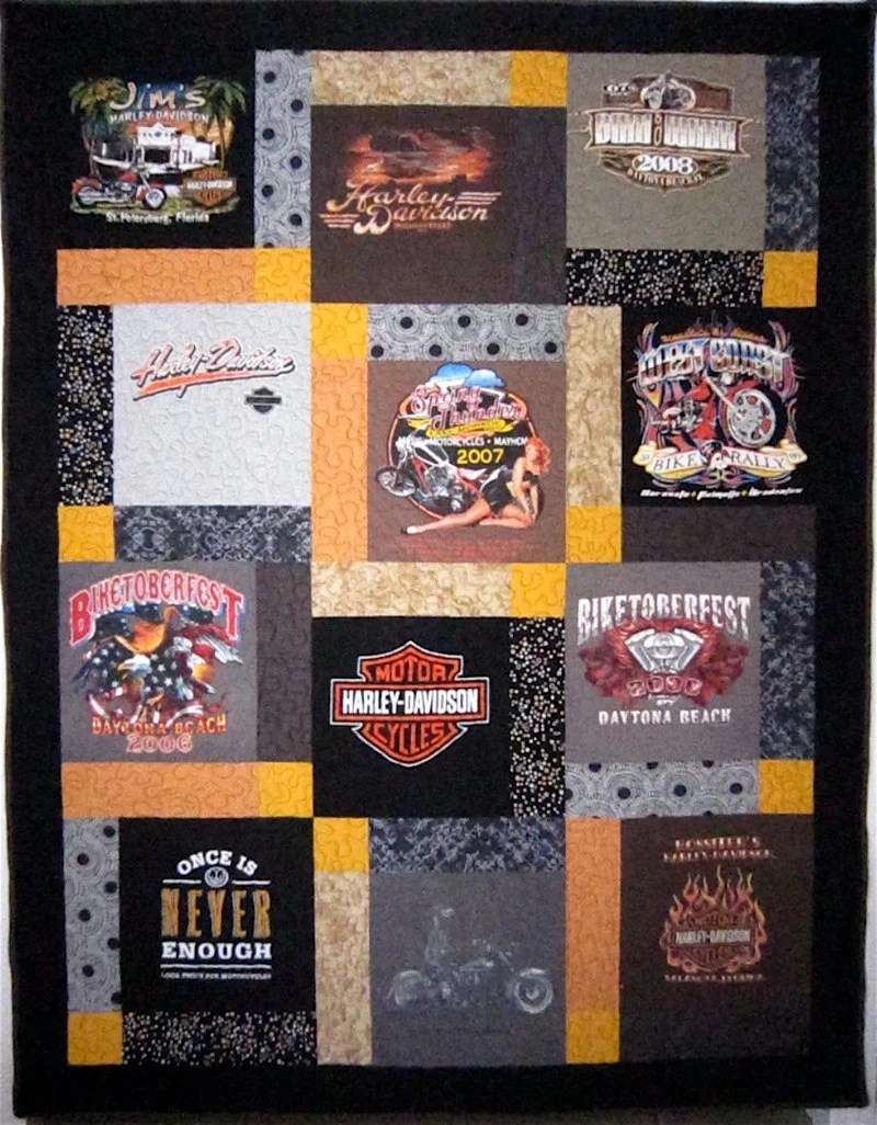 T Shirt Quilt Etsy