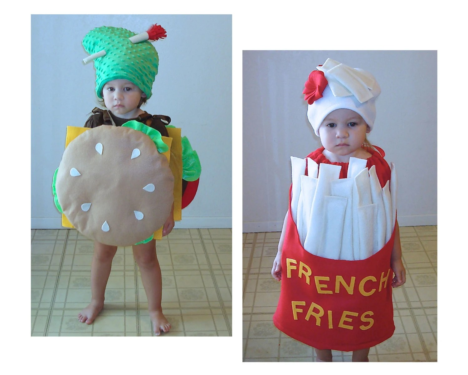 Twin Kids Costumes Halloween Twin Set Children Toddler Brother