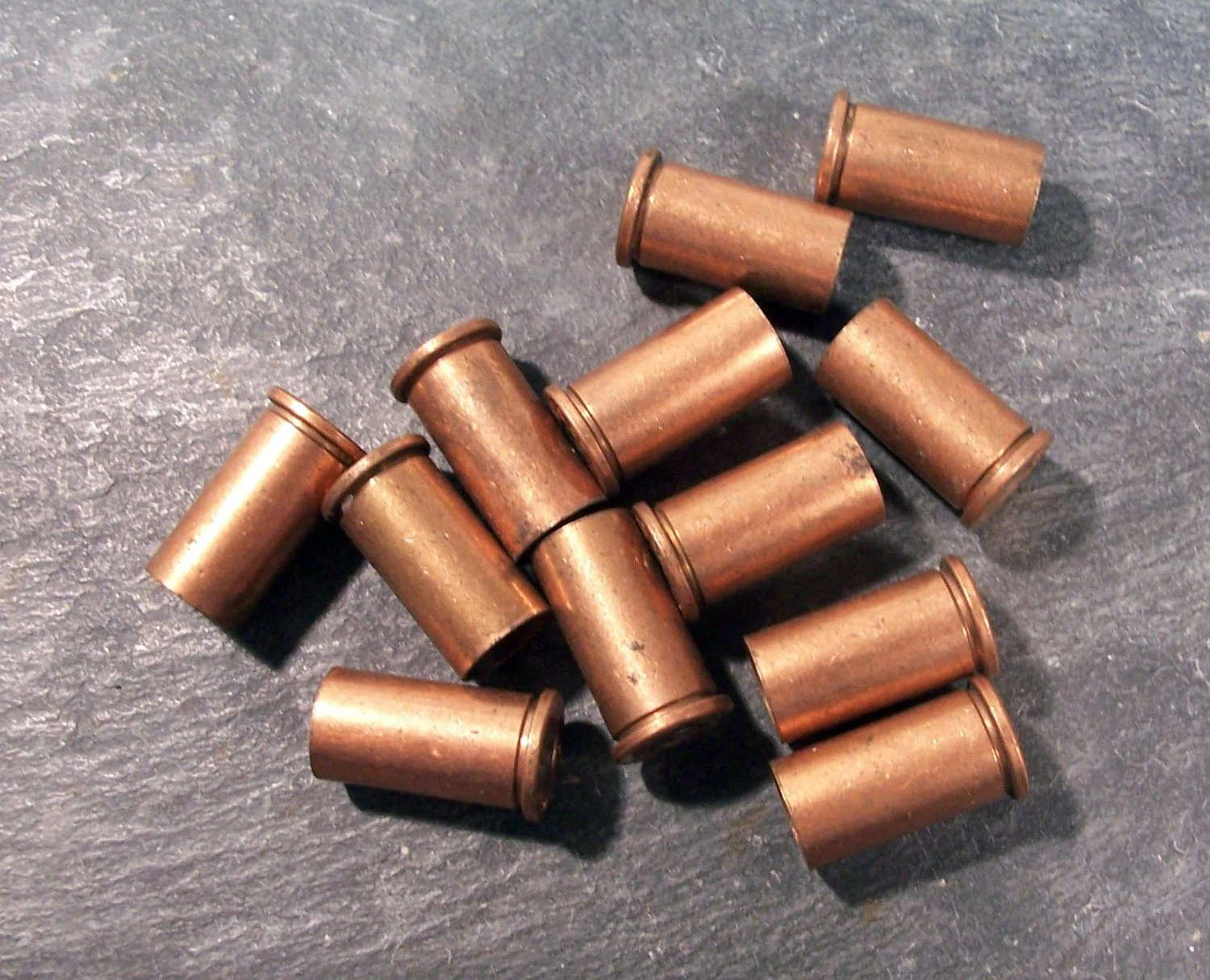 Different Type Bullet Casings
