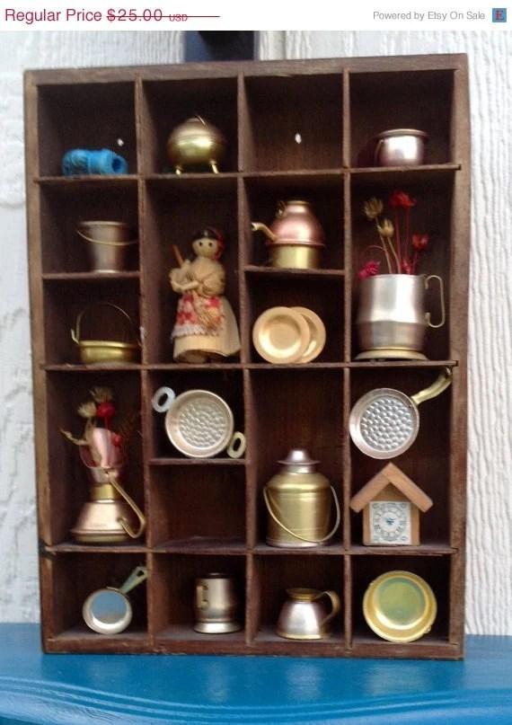 Vintage Shadow Box Miniatures