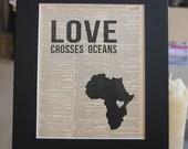 Love Crosses Oceans (Ugan...