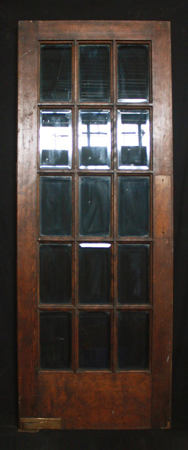 Antique French Doors Interior