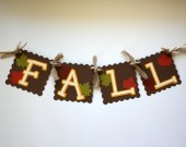 FALL Decorative Banner