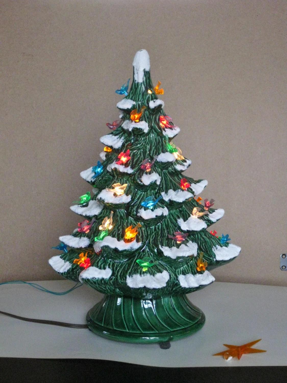 Large Christmas Bulb Lights