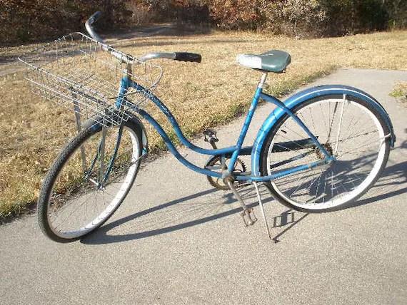 Beach Cruiser Bikes Baskets