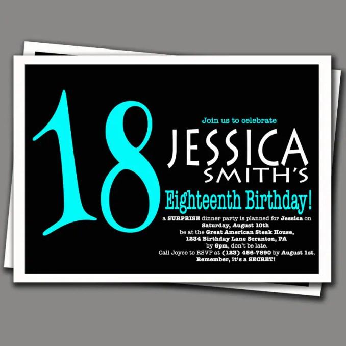 Example of invitation card for 18 birthday newsinvitation male 18th birthday invitations was beautiful invitation layout filmwisefo