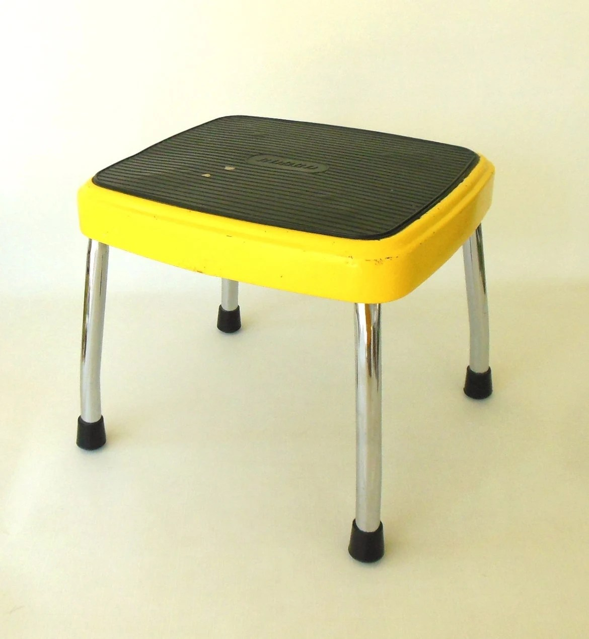 Metal 4 Step Step Stool
