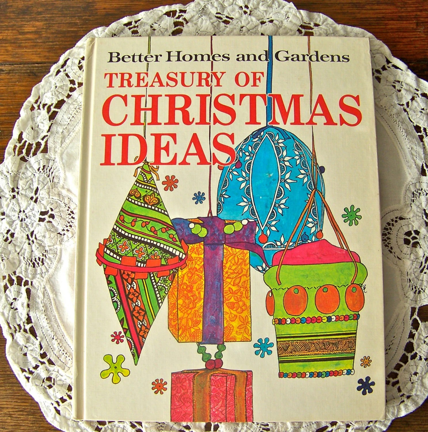 Better Homes And Gardens Craft Ideas Christmas