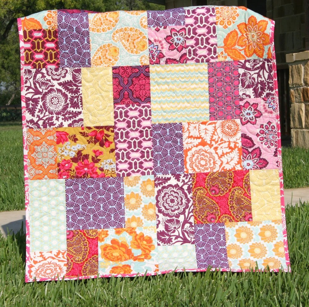 Easy Baby Quilts Fat Quarters