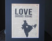 Love Crosses Oceans (Indi...