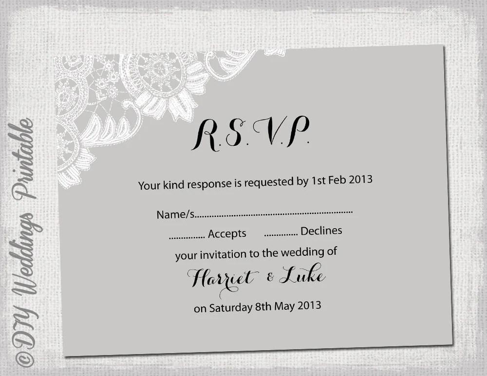 Online Wedding Invitation Card Template