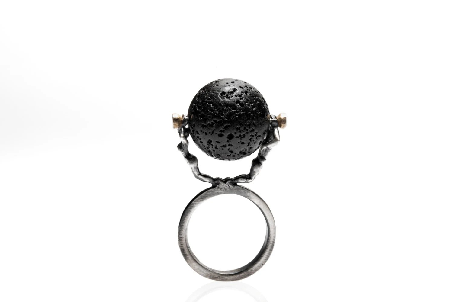 Weight Of Earth Ring