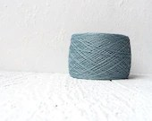 Linen crochet knitting weaving thread  - metallic color - YarnStories