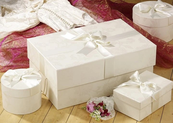 Wedding Dress Storage Box To Preserve A Dress After Wedding
