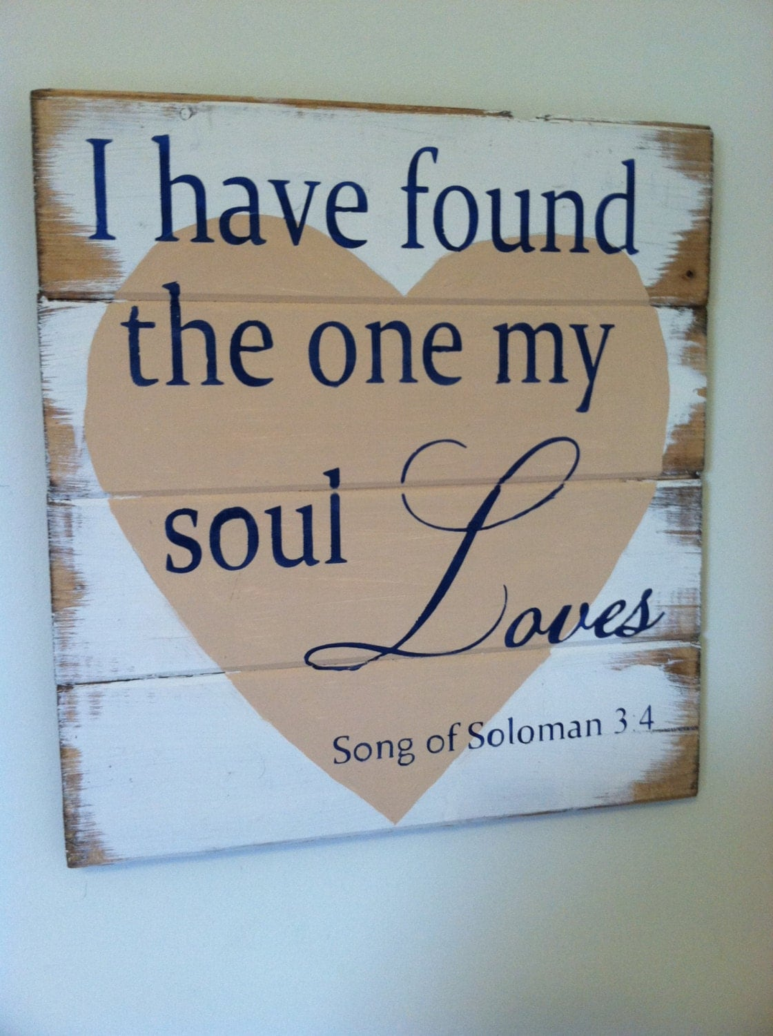 Download I have found the one my Soul Loves 13w x14h