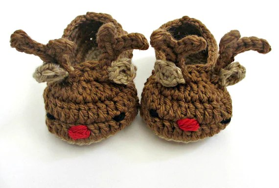 {{30 Days of Christmas Crochet}} ALL ABOUT REINDEER ? the ...