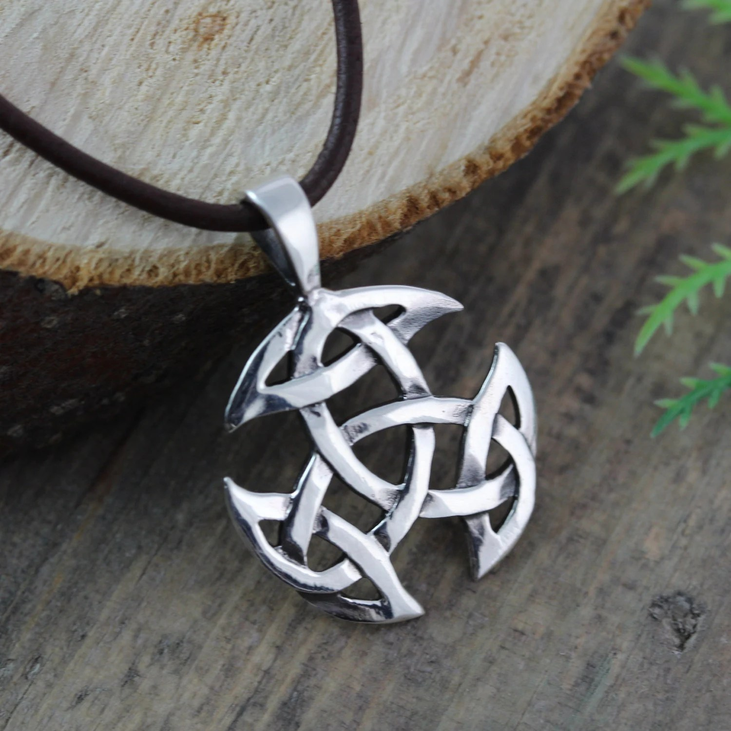 Knot Men Jewelry Celtic