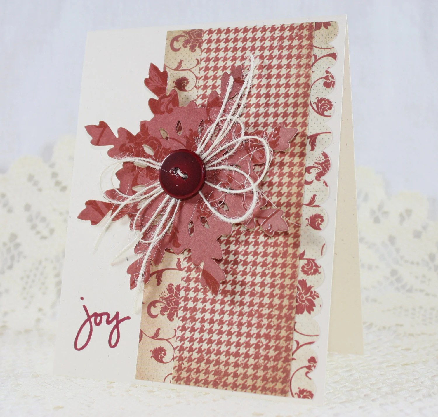 Pictures Handmade Christmas Cards Christmas