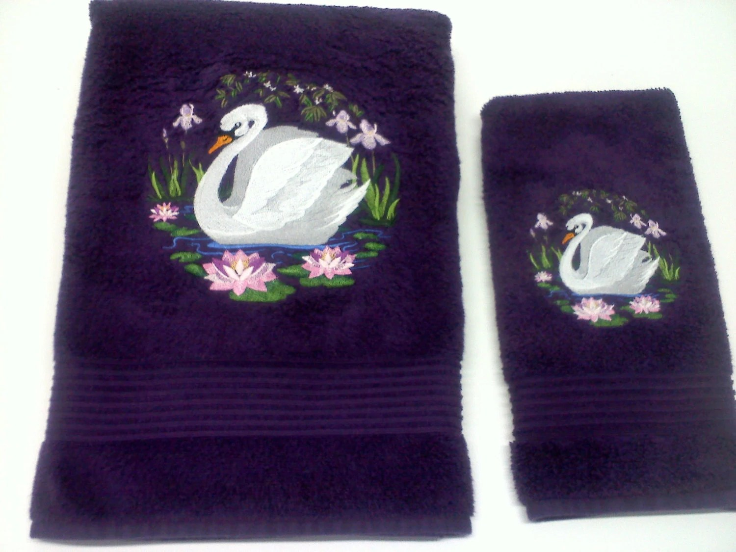 Popular Items For Purple Towel On Etsy