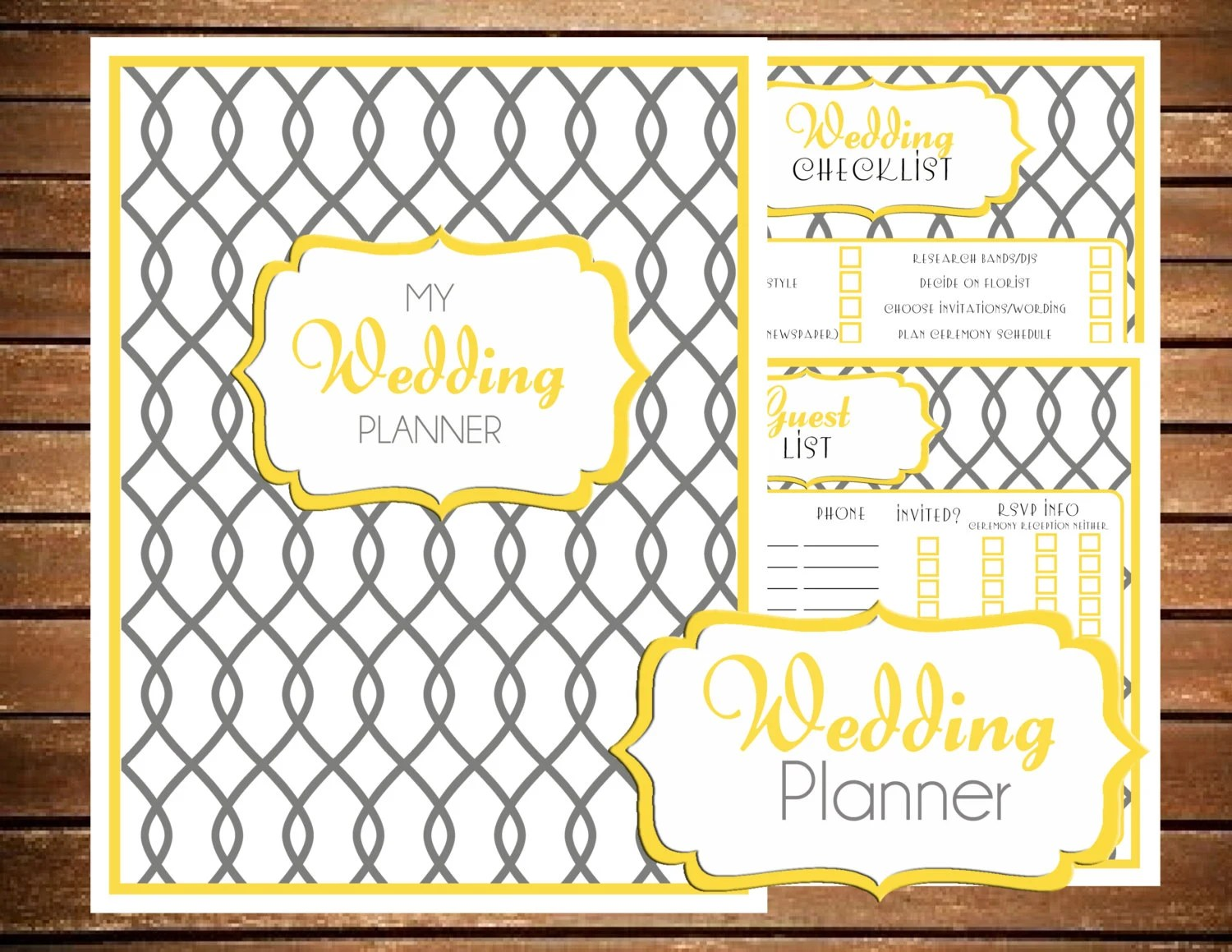 Wedding Planning Kitchen Wedding To Do List Wedding Planner