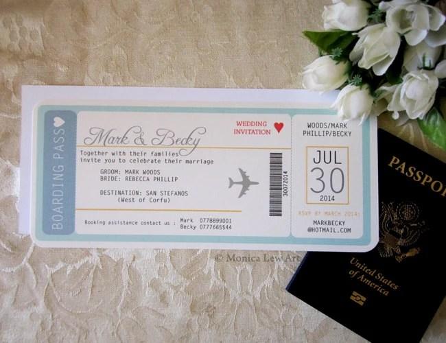 Custom Made Bridal Shower Invitations