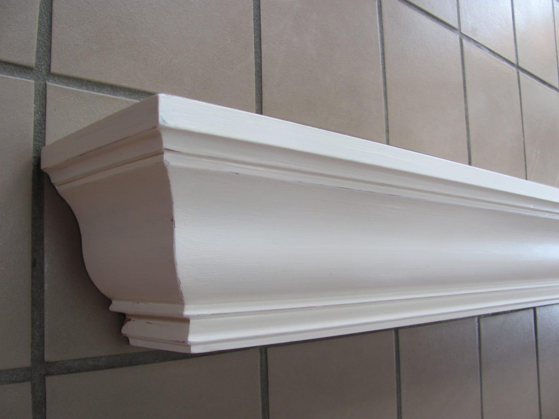 Walls Molding Crown Shelves