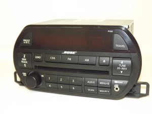 Nissan Altima 2002 to 2005 Radio Am Fm Cd Player Upgraded w