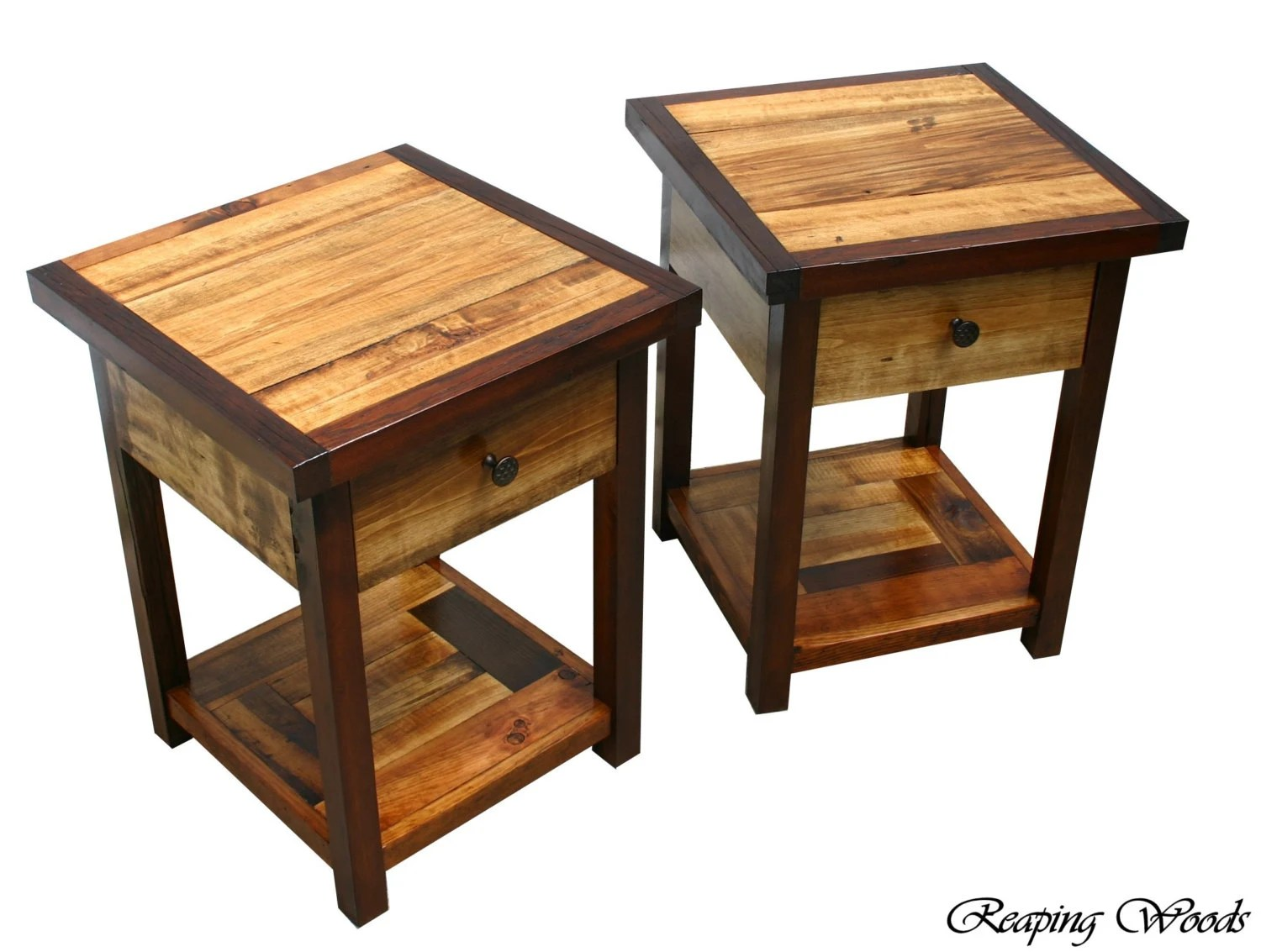 Beautiful Two-Tone Reclaimed Antique Barn Wood Red Cedar And