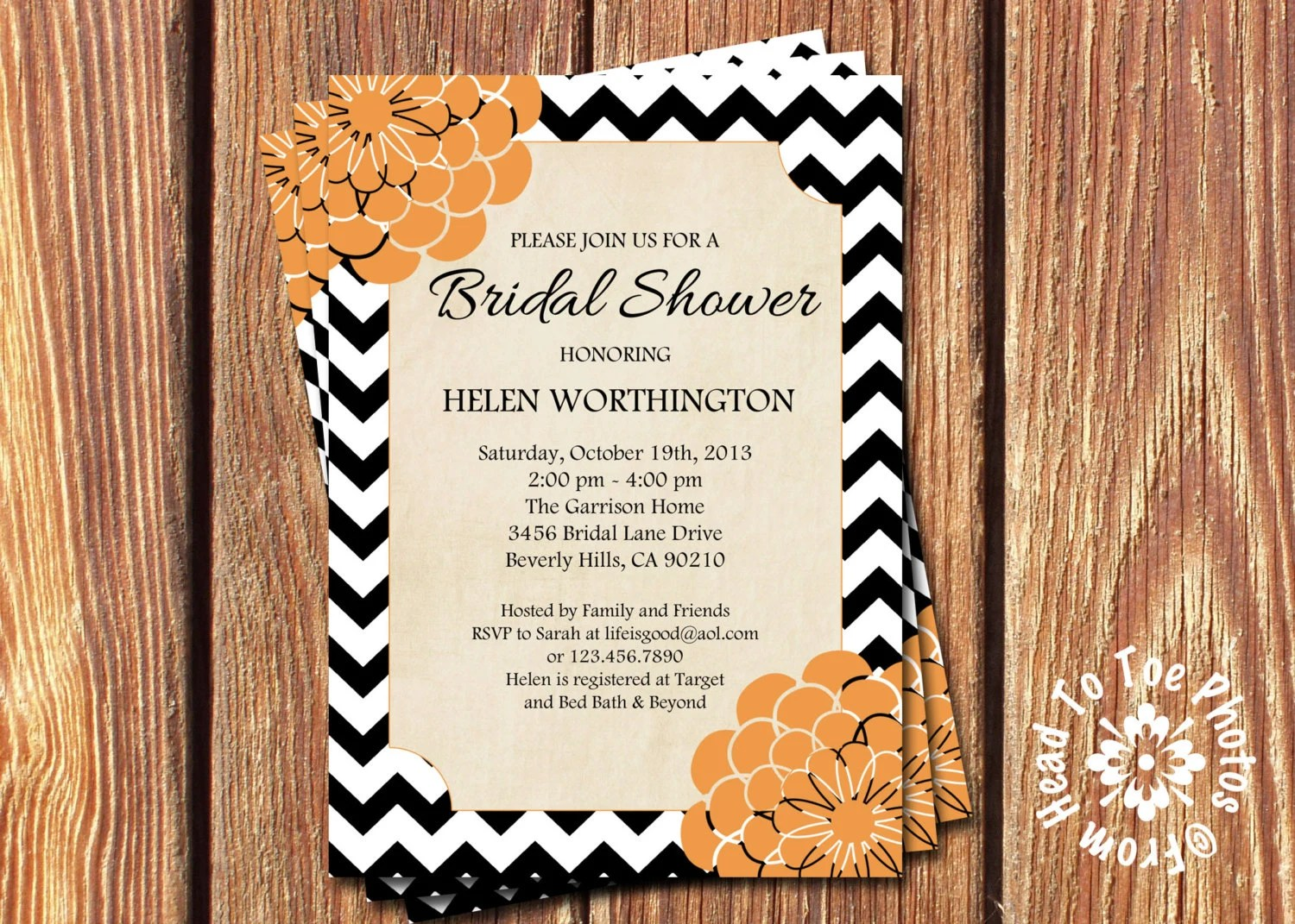 Places Buy Bridal Shower Invitations
