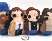 Supernatural plushies - S...