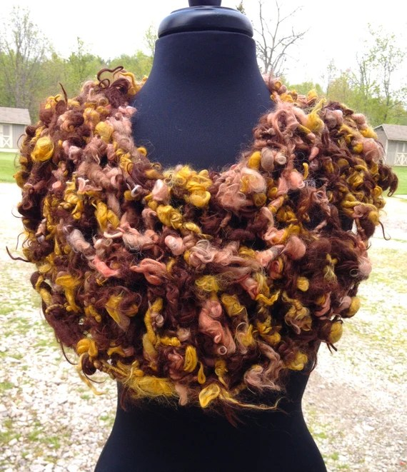 Free Knitting Pattern Suri Art Yarn Cowl Alpaca Meadows