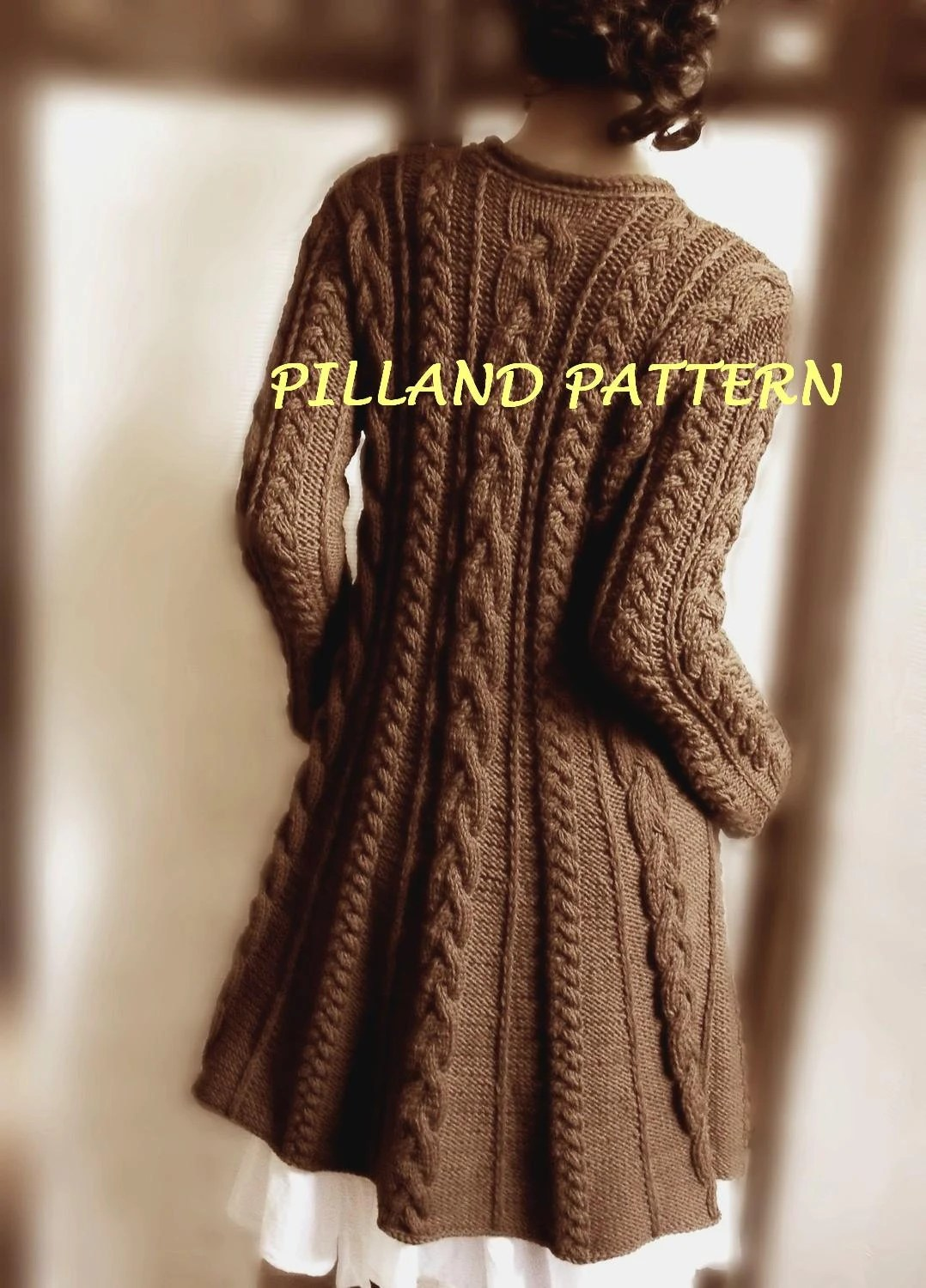 Knitted Cardigan Patterns