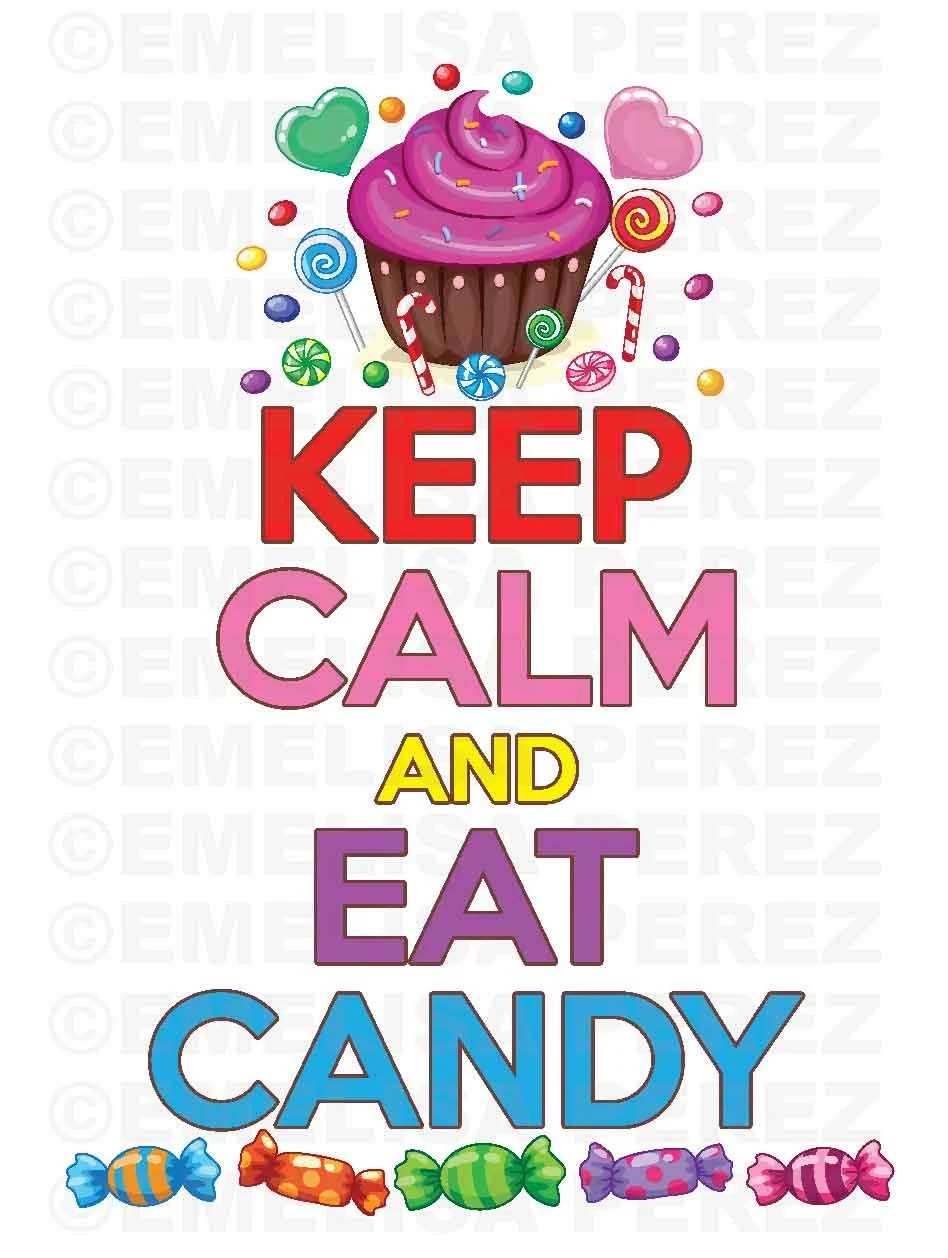 About Eating Sweets Sayings Funny