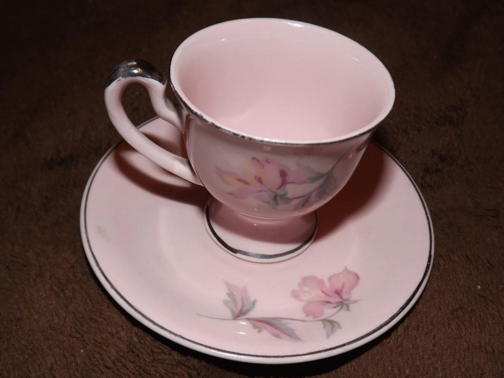 Trademarks Japan Made Miniature And Saucer Teacup