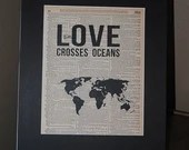 Love Crosses Oceans (Worl...