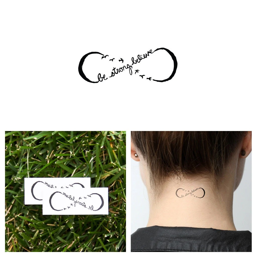 Create Your Own Infinity Tattoo