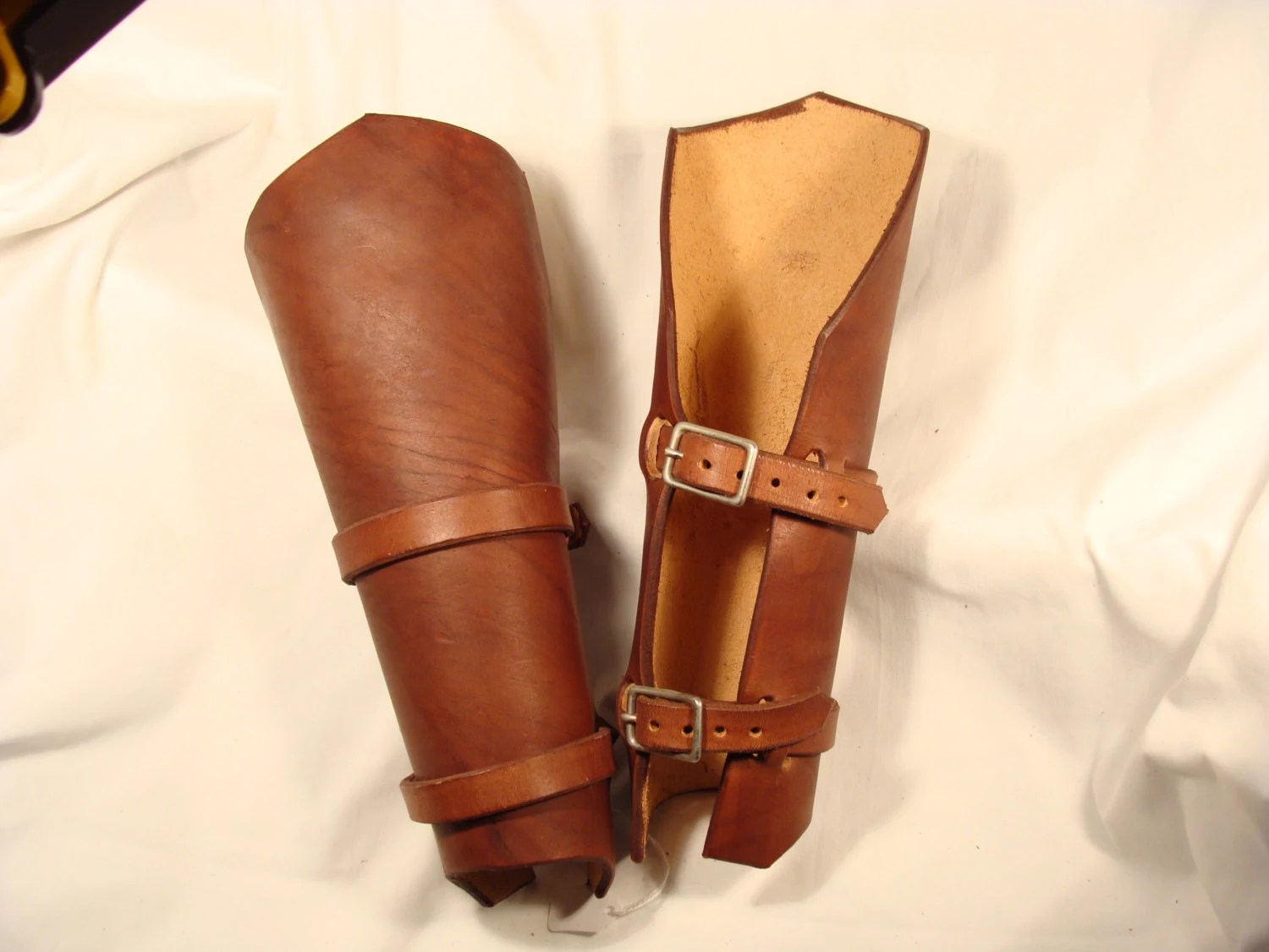 Leather Forearm Guards
