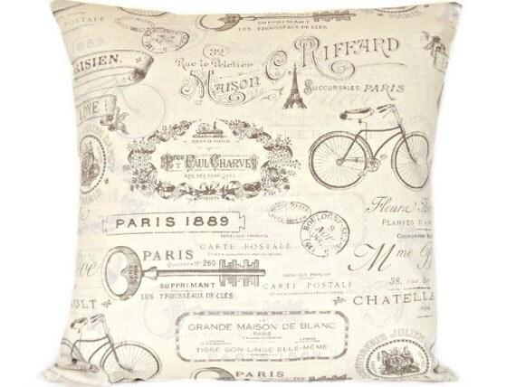 French Script Fabric Hobby Lobby