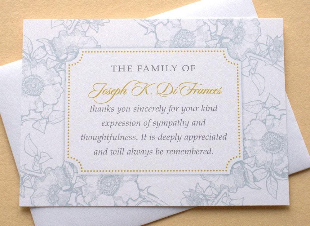 Funeral Memorial Cards Spanish