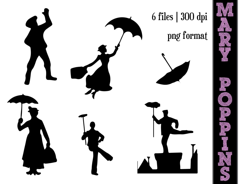Mary Poppins Penguin Clip Art Cliparts