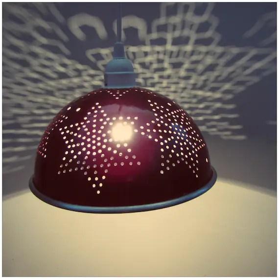 Red Cfl Light Bulb